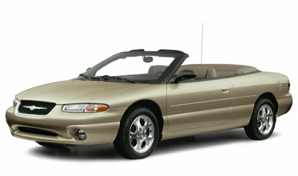 2000 chrysler sebring reviews specs and prices. Black Bedroom Furniture Sets. Home Design Ideas