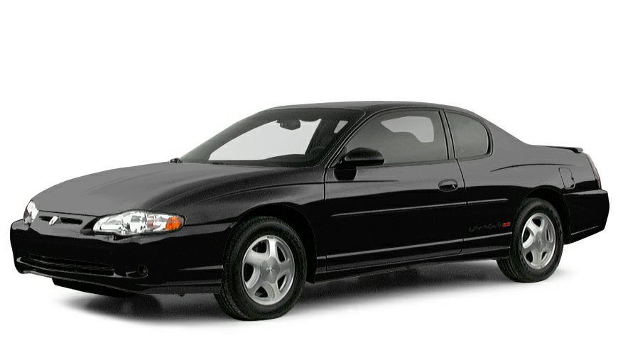 2000 Chevrolet Monte Carlo Specs, Pictures, Trims, Colors ...