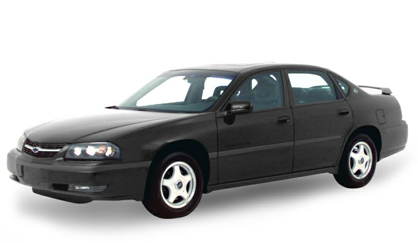 2000 Chevrolet Impala LS Sedan for sale in South Hill for $0 with 161,000 miles