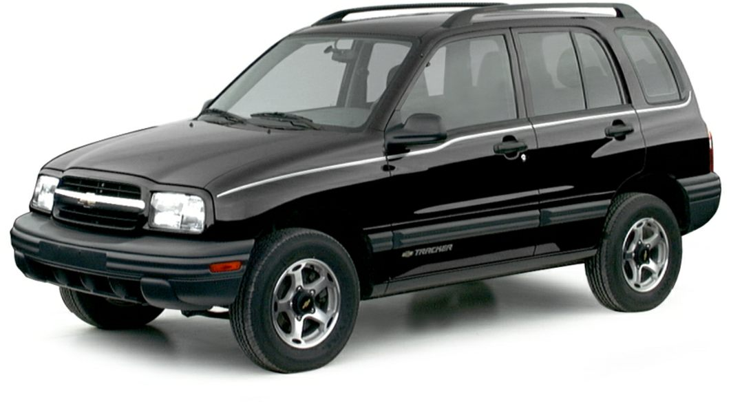 2000 chevrolet tracker reviews specs and prices. Black Bedroom Furniture Sets. Home Design Ideas