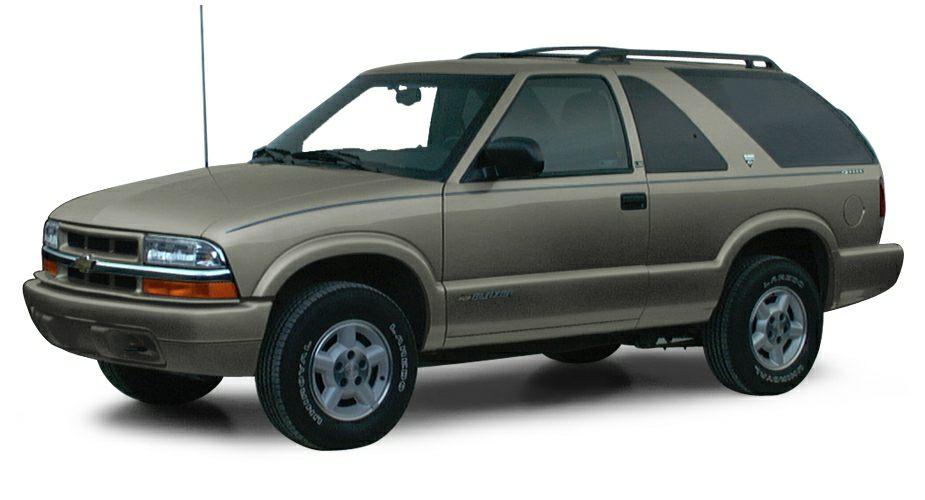 2000 Chevrolet Blazer Reviews Specs And Prices Cars Com
