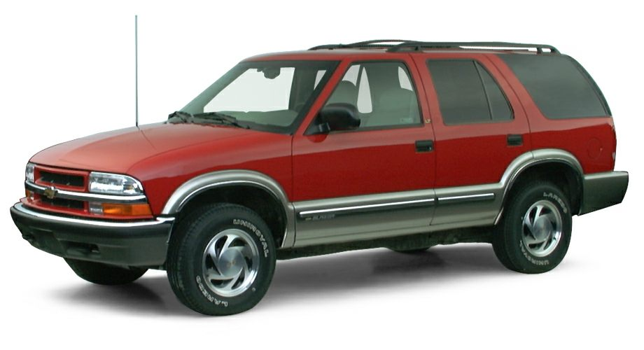 2000 Chevrolet Blazer Reviews Specs And Prices Cars Com