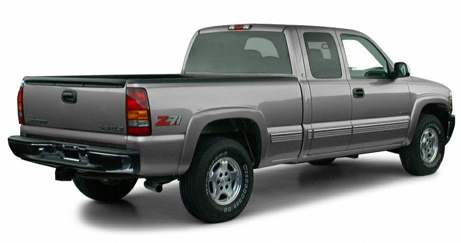 2007 Chevrolet Silverado 1500 Extended Cab >> 2000 Chevrolet Silverado 1500 Reviews, Specs and Prices | Cars.com