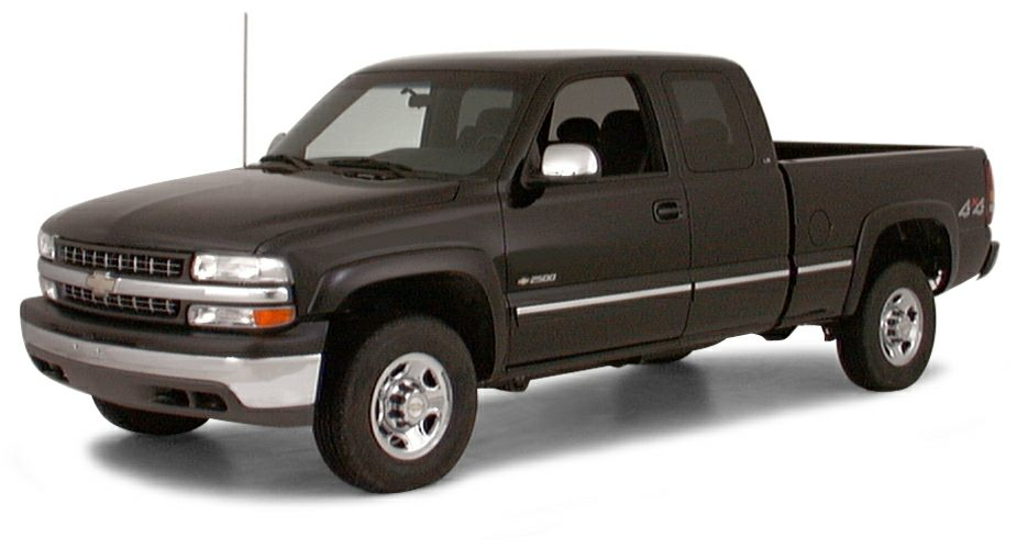 2000 Chevrolet Silverado 2500 Extended Cab Pickup for sale in Summerville for $8,495 with 115,649 miles.