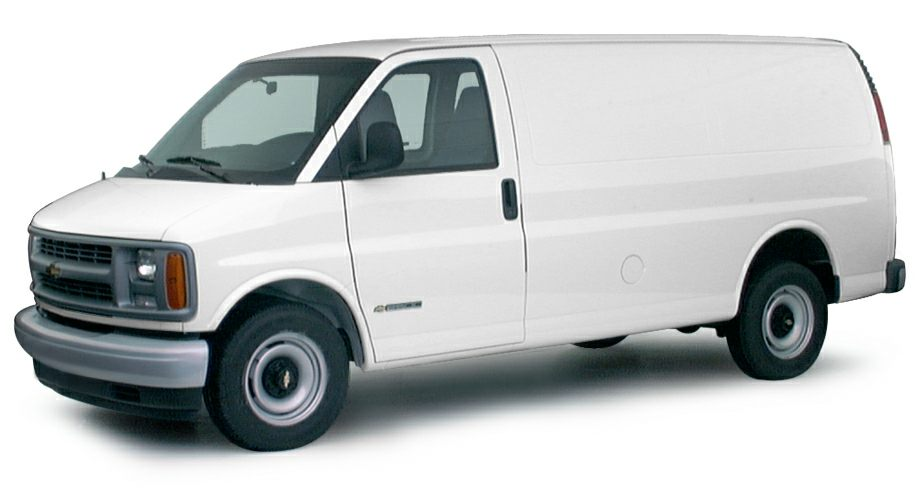 2000 Chevrolet Express 2500 Cargo Cargo Van for sale in Buffalo for $6,999 with 163,518 miles