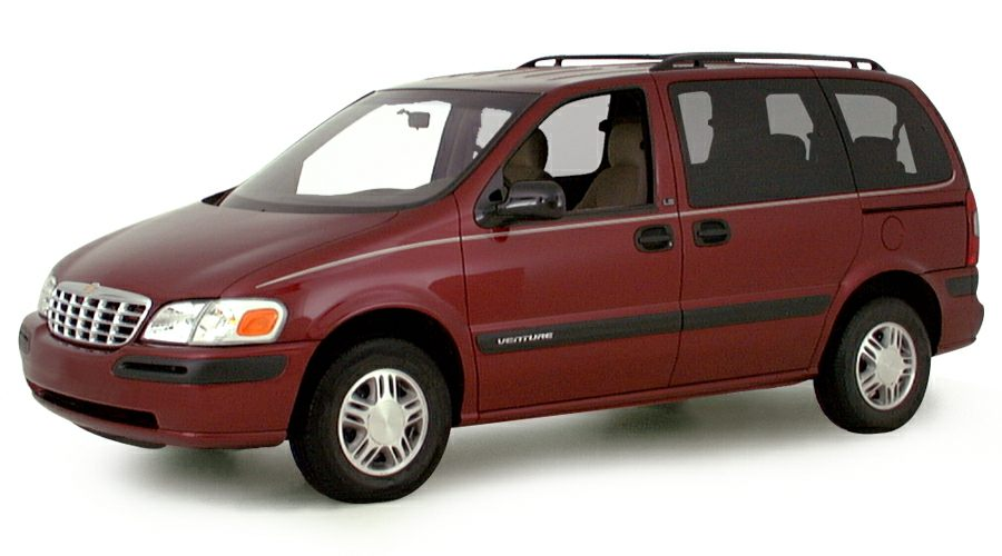 2000 Chevrolet Venture Plus Minivan for sale in Saint Clairsville for $0 with 128,539 miles
