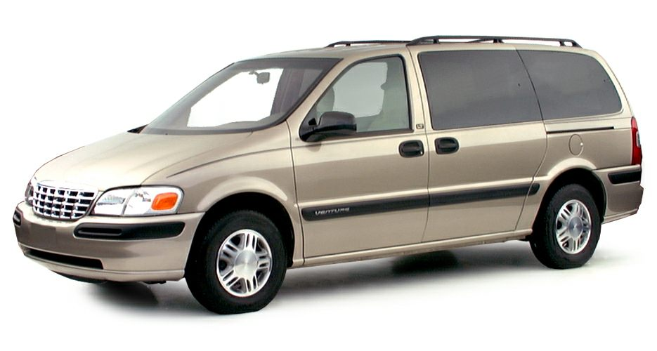 2000 Chevrolet Venture LT Minivan for sale in Greenville for $4,995 with 155,598 miles