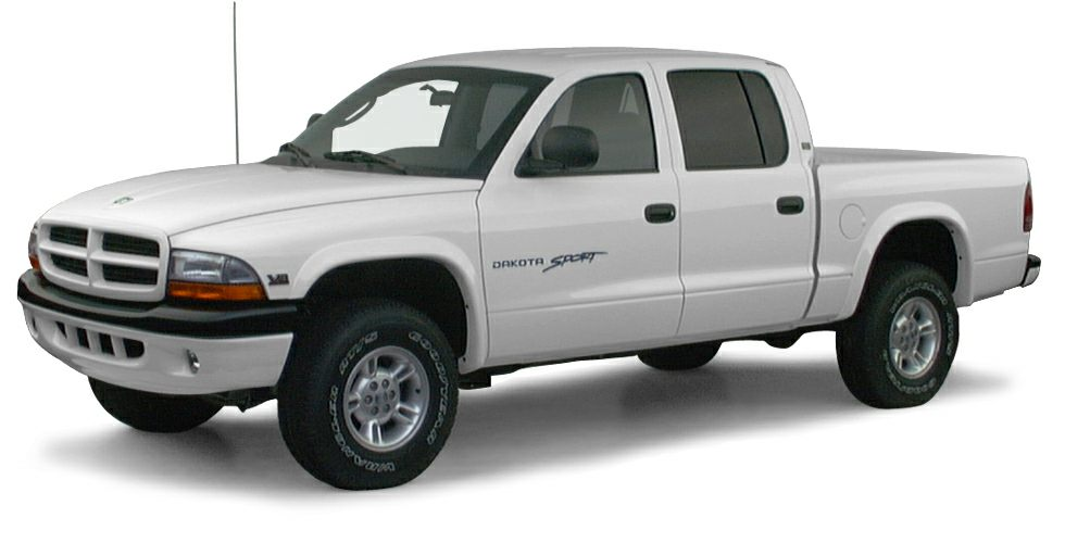 2000 Dodge Dakota Quad Cab 4WD Crew Cab Pickup for sale in Pitts for $3,995 with 166,919 miles