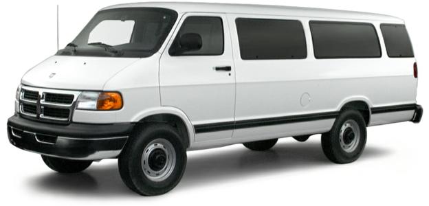 2000 Dodge Ram Wagon 3500