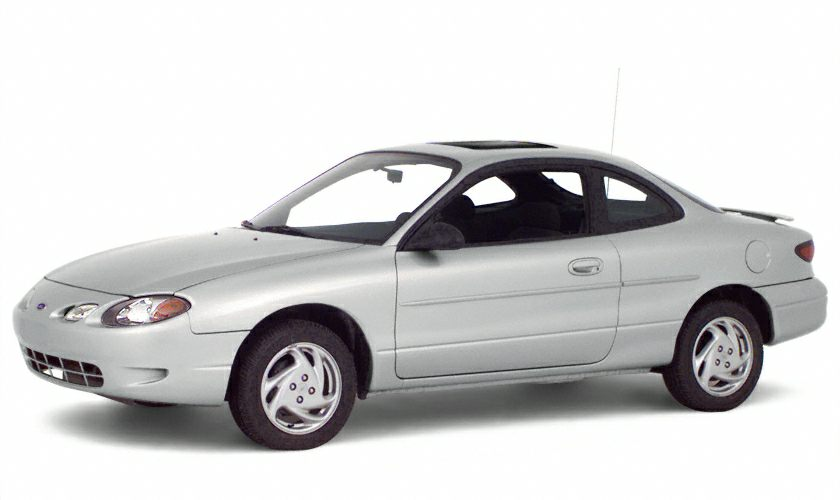 2000 Ford Escort ZX2 Coupe for sale in Abington for $4,450 with 63,881 miles