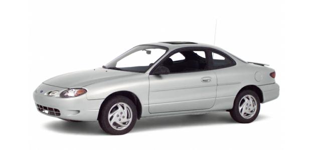 2000 Ford Escort