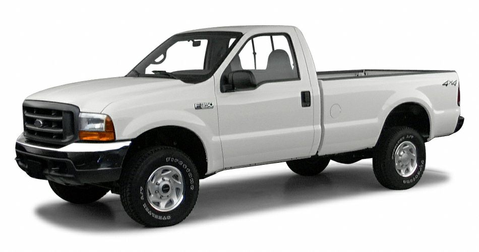 2000 Ford F350 Lariat Super Duty Regular Cab Pickup for sale in Shreveport for $9,977 with 178,500 miles