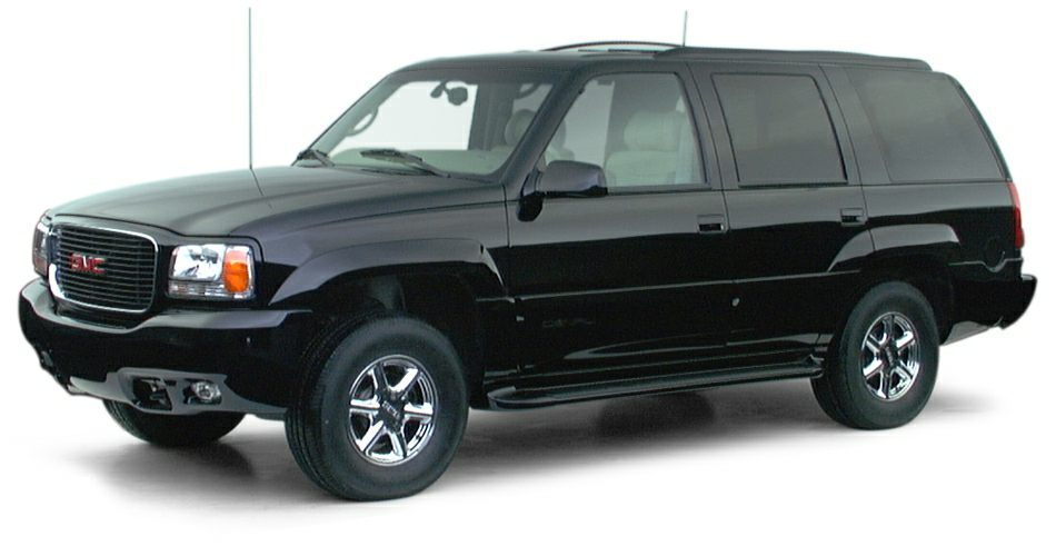 2000 GMC Yukon Specs, Pictures, Trims, Colors    Cars.com