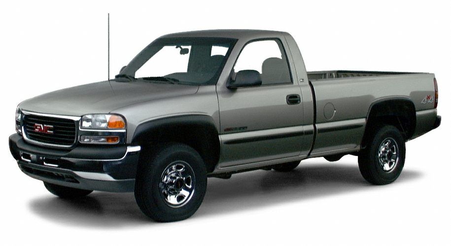 2000 GMC Sierra 2500 SLE Regular Cab Pickup for sale in Johnson City for $12,706 with 88,004 miles