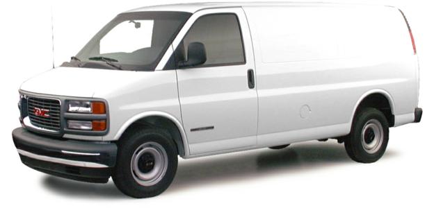 2000 GMC Savana