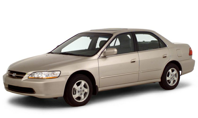 2000 Honda Accord EX Sedan for sale in Newark for $1,999 with 211,200 miles.