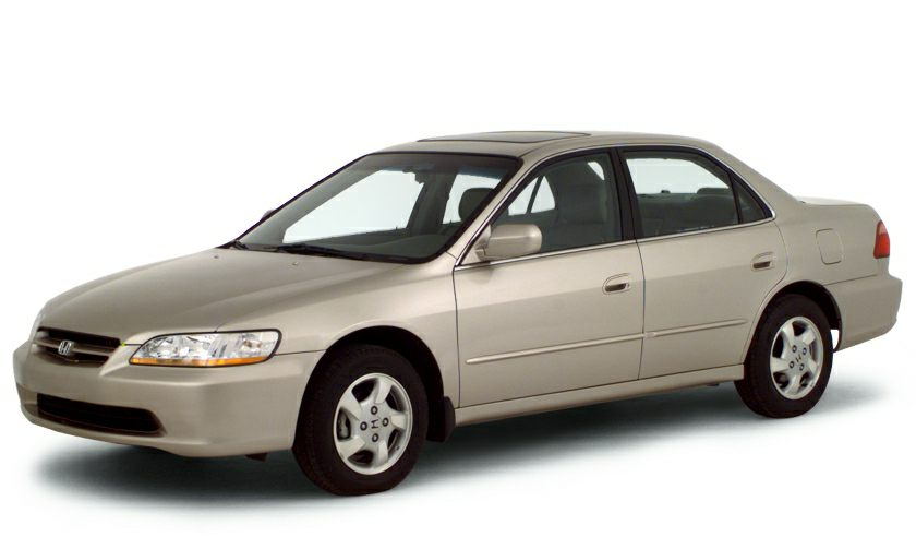 2000 Honda Accord EX-L Sedan for sale in Norfolk for $3,000 with 246,007 miles.