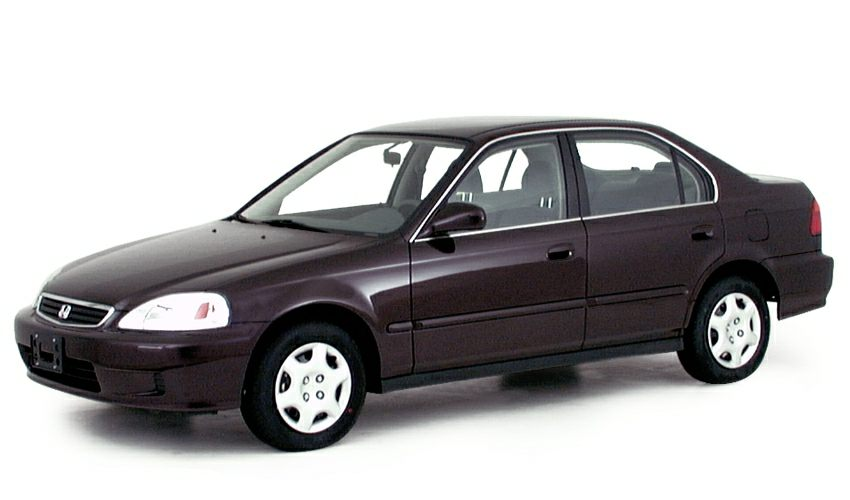 2000 Honda Civic VP Sedan for sale in Fort Lee for $2,900 with 145,906 miles.