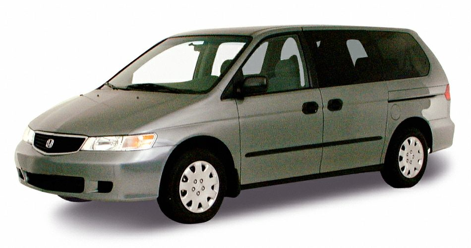 2000 Honda Odyssey LX Minivan for sale in McHenry for $2,800 with 154,689 miles