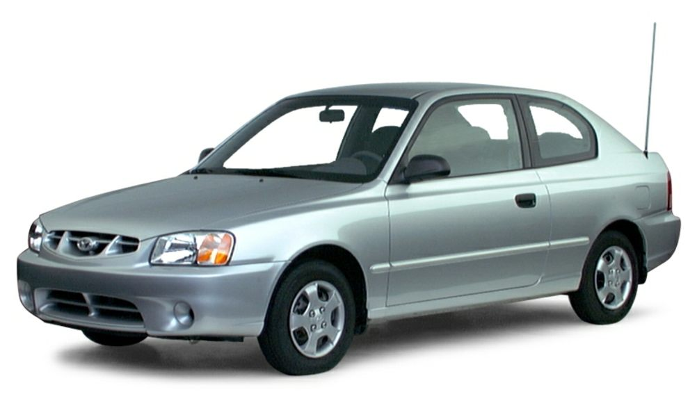 2000 hyundai accent reviews specs and prices. Black Bedroom Furniture Sets. Home Design Ideas