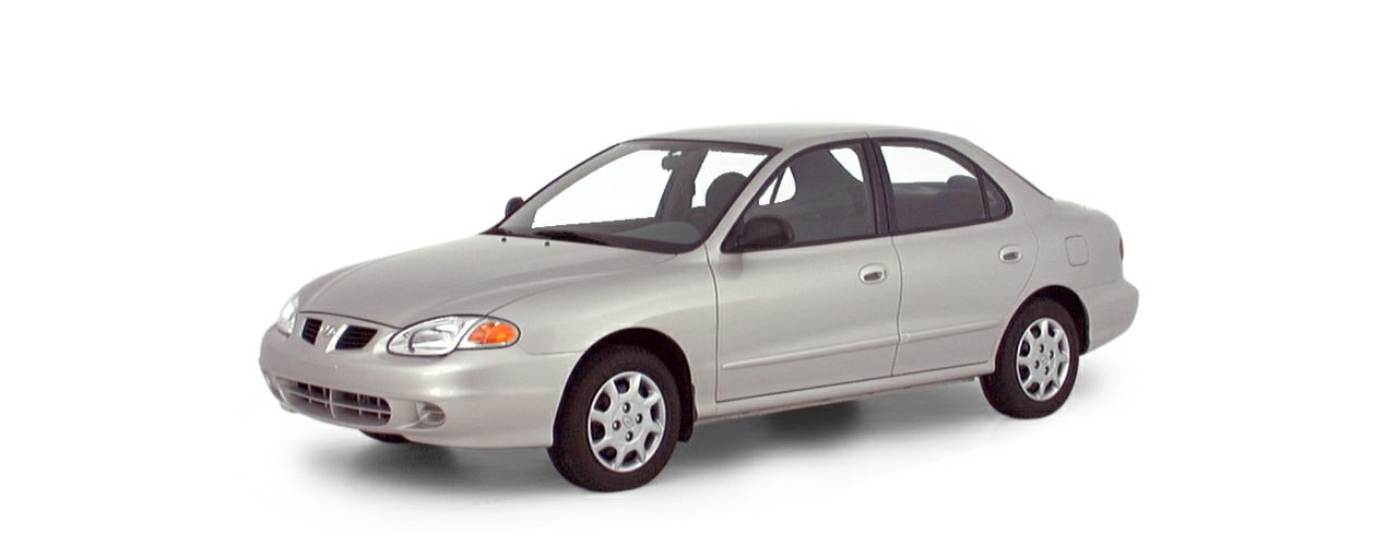 2000 Hyundai Elantra GLS Sedan for sale in Lebanon for $0 with 88,304 miles