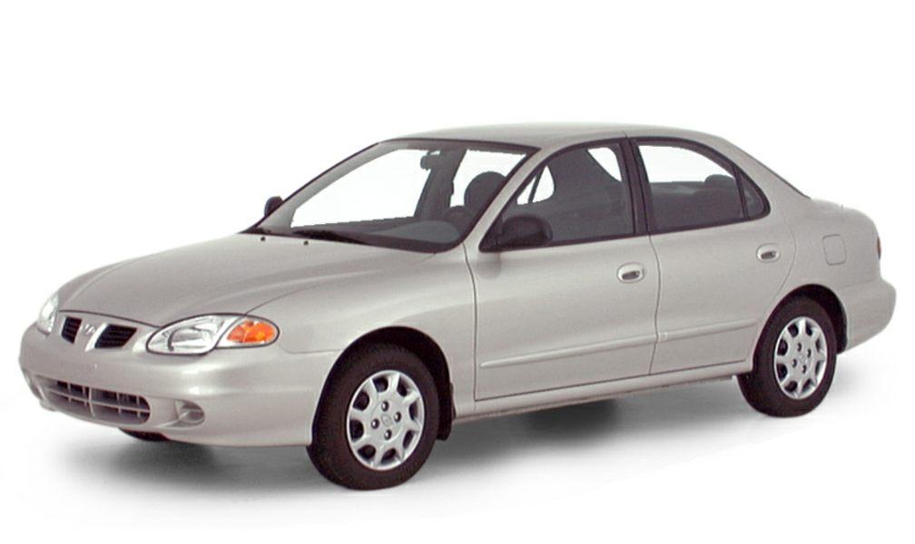 2000 Hyundai Elantra Reviews Specs And Prices Cars Com