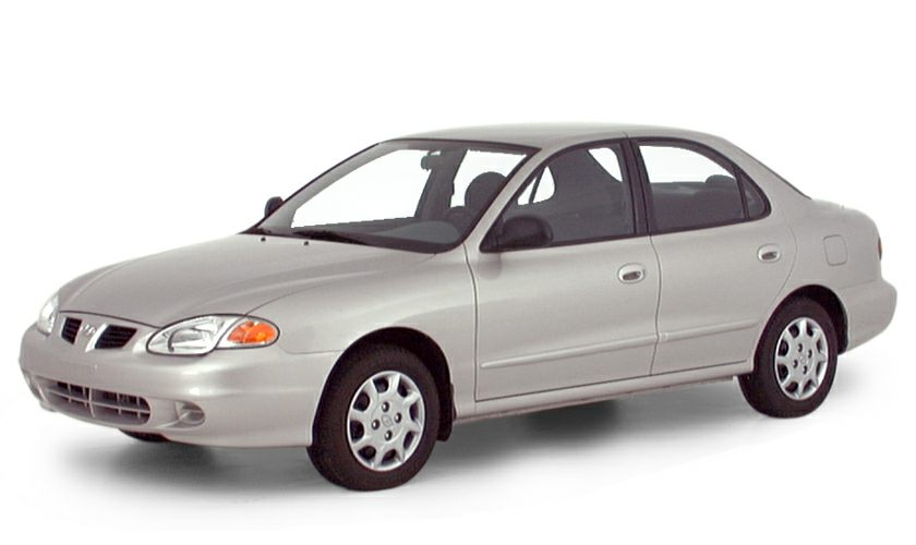 2000 Hyundai Elantra Gls Mpg | Autos Post