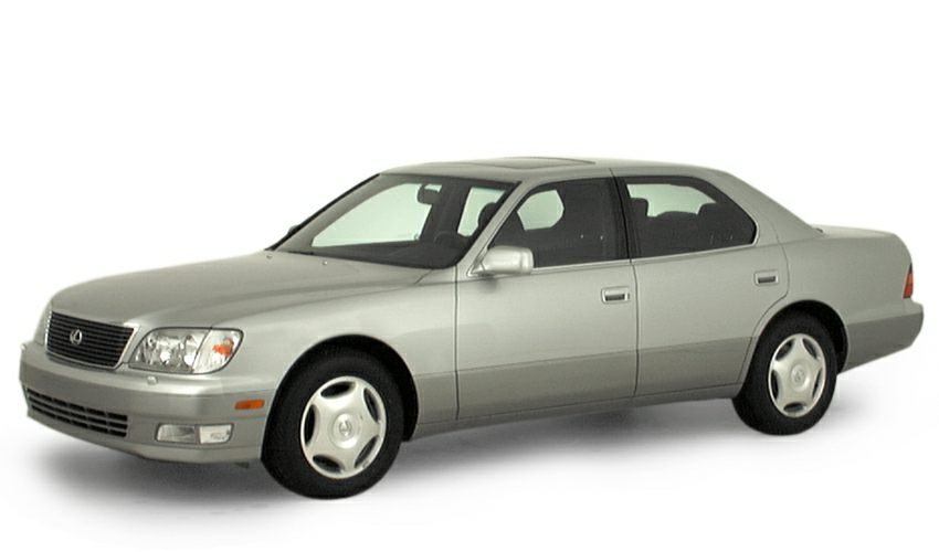 2000 Lexus LS 400 LS Sedan for sale in Nashville for $6,959 with 216,912 miles.
