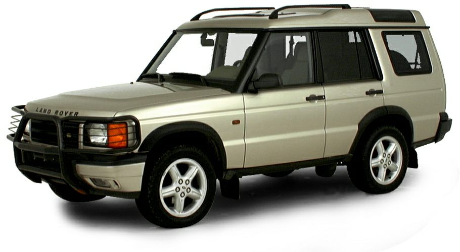 2000 Land Rover Discovery Series II SUV for sale in Midland for $3,500 with 172,604 miles