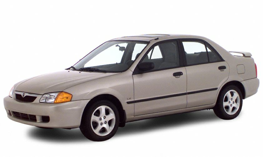 2000 Mazda Protege Reviews Specs And Prices Cars Com