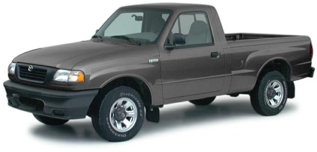 2000 Mazda B3000