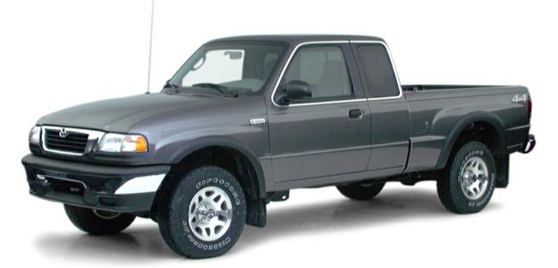 2000 Mazda B4000