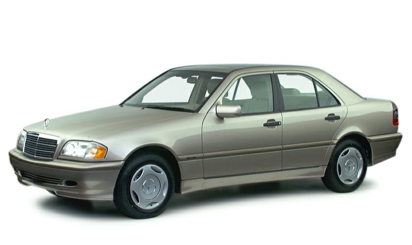 2000 Mercedes-Benz C-Class C230 Kompressor Sedan for sale in Fort Mill for $4,999 with 121,786 miles.
