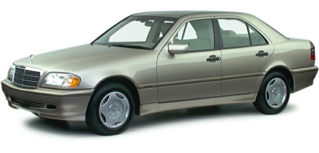 2000 Mercedes-Benz C-Class