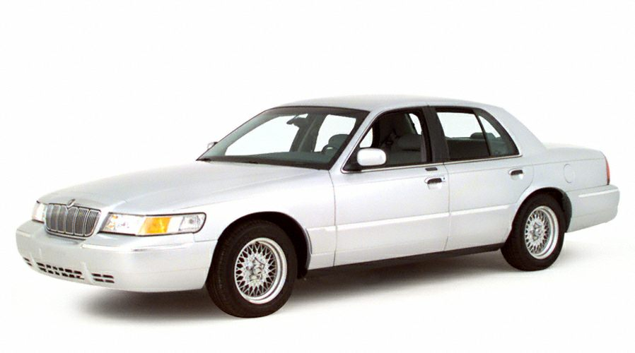 2000 Mercury Grand Marquis LS Sedan for sale in Cocoa for $1,999 with 235,266 miles.