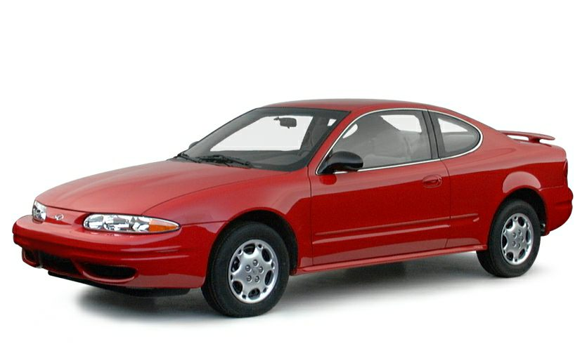 2000 Oldsmobile Alero GX Coupe for sale in Tulsa for $6,995 with 166,214 miles.