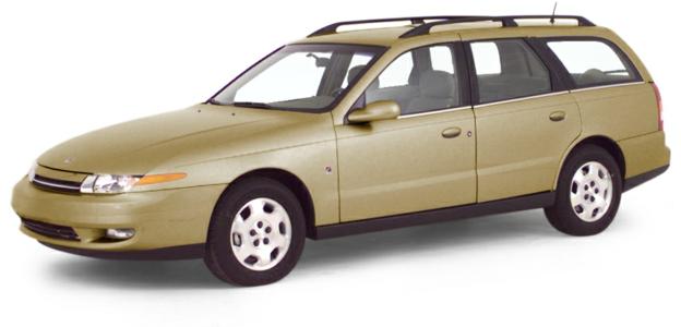 2000 Saturn LW2