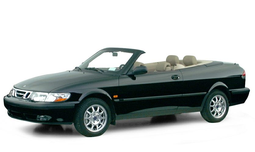 2000 Saab 9-3 Convertible for sale in Knoxville for $3,990 with 181,520 miles