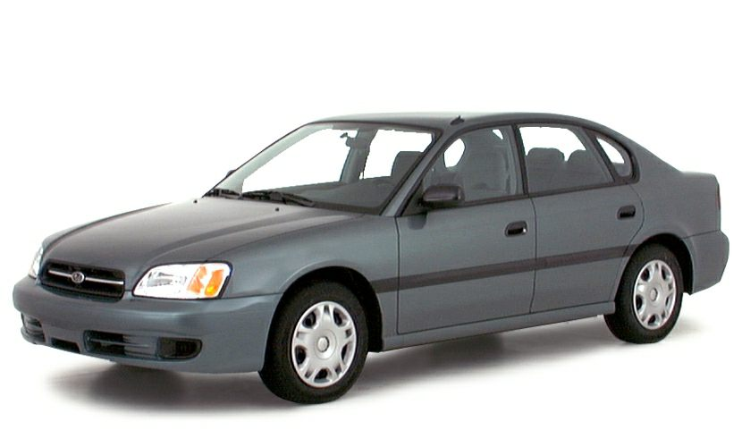 2000 Subaru Legacy L Wagon for sale in Tacoma for $0 with 231,359 miles