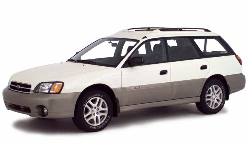 2000 Subaru Outback Wagon for sale in Englewood for $4,991 with 253,379 miles.