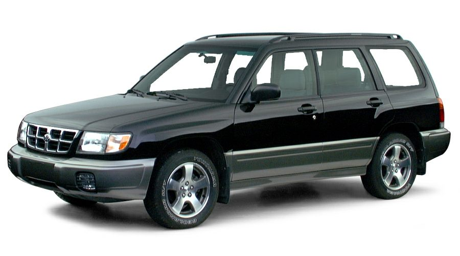 2000 Subaru Forester S SUV for sale in Weaverville for $4,499 with 174,849 miles.