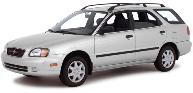 1995.5 Suzuki Esteem