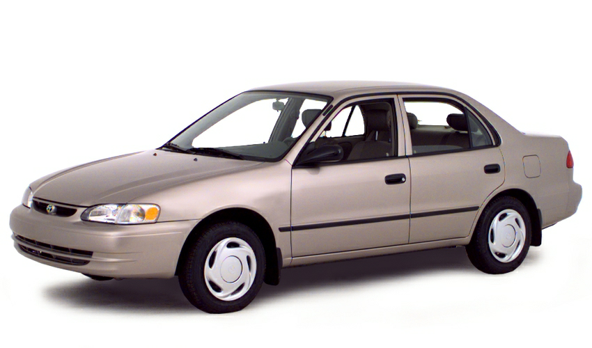 2000 toyota corolla reviews specs and prices