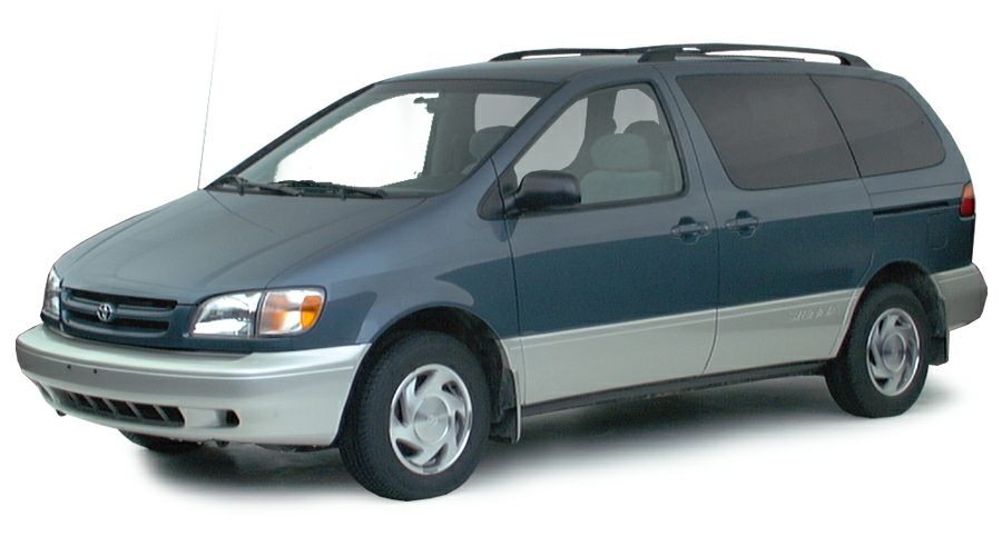 2000 Toyota Sienna LE Minivan for sale in Taylor for $0 with 266,812 miles