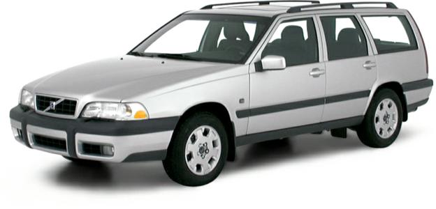 2000 Volvo V70