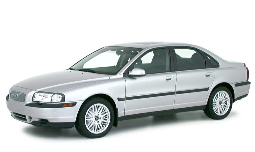 2000 Volvo S80 2.9 Sedan for sale in Marion for $1,495 with 242,000 miles