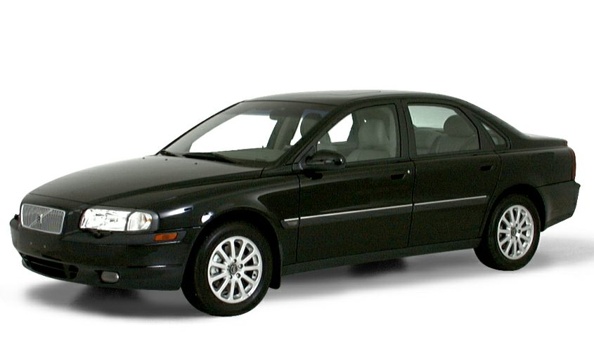 2000 Volvo S80 T6 Sedan for sale in Charlotte for $4,900 with 124,795 miles