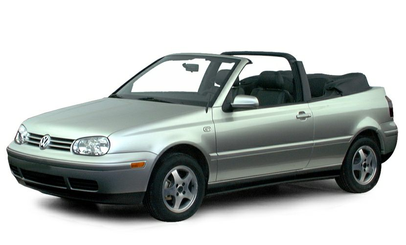 2000 Volkswagen Cabrio GLS Convertible for sale in Anderson for $3,500 with 87,230 miles.