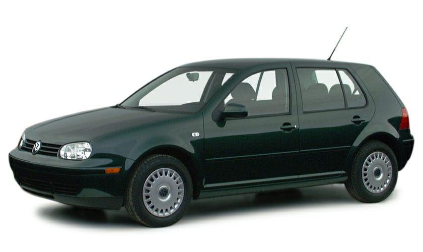 Volkswagen Golf 2000 Custom 2000 Volkswagen Golf Gls