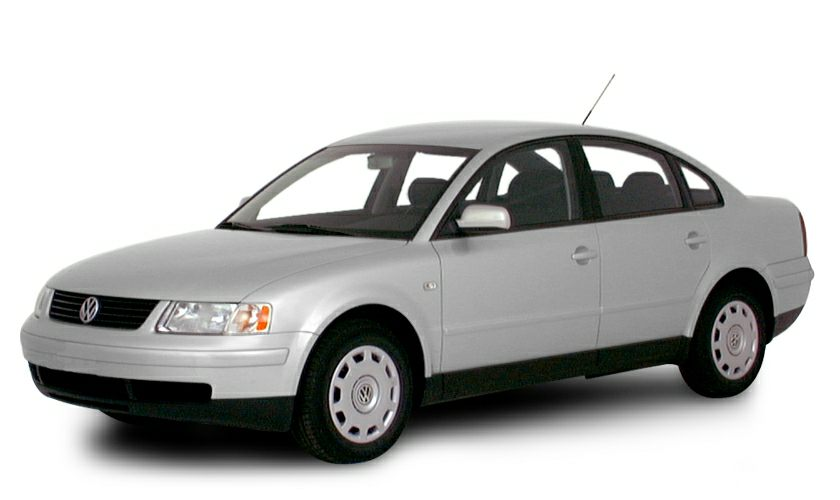 2000 Volkswagen Passat GLS Wagon for sale in Hickory for $3,560 with 189,523 miles.